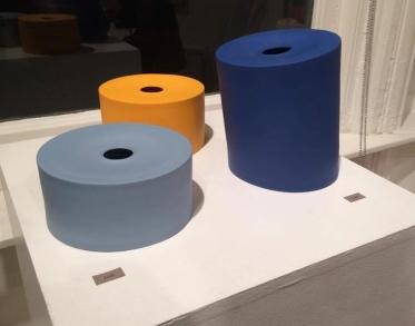 Arjan Van Dal's colourful ceramics