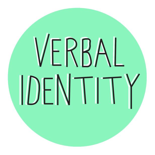Verbal identity