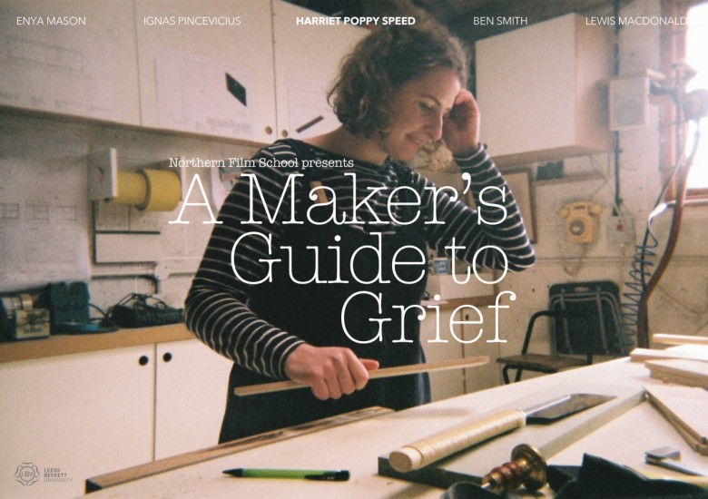 A Maker's Guide to Grief Poster